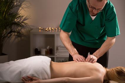 masseur kurs