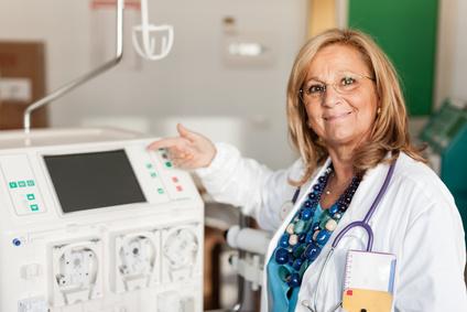 Dialyseschwester Weiterbildung
